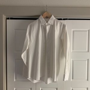 eb5c144c3e Taylor Stitch Hyde Chambray White Button Up Shirt
